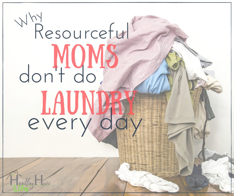 I love this laundry solution!. This method saves me so much time with my family's laundry! #laundryhacks #laundrytips