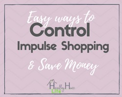 control impulse shopping and save money