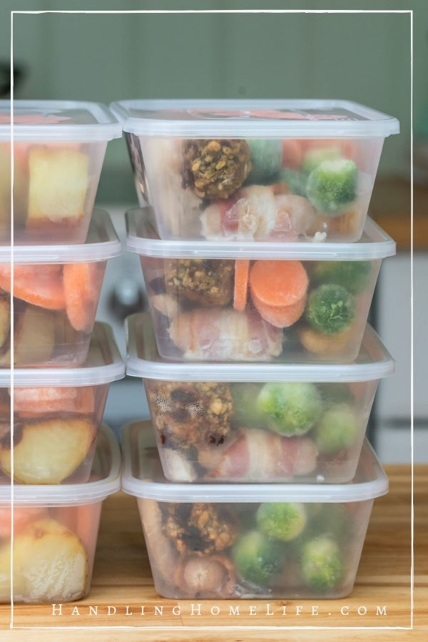 meal planning for productive moms