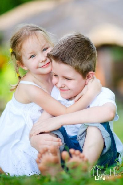parenting tips to help kids get along