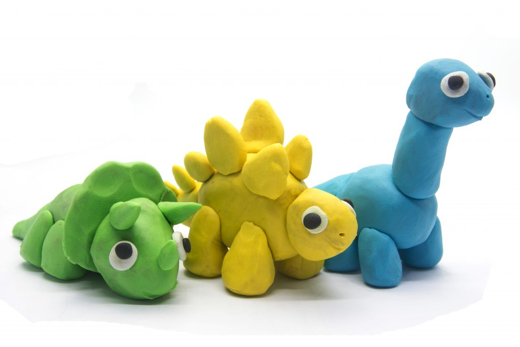 play dough activities: summer fun for kids