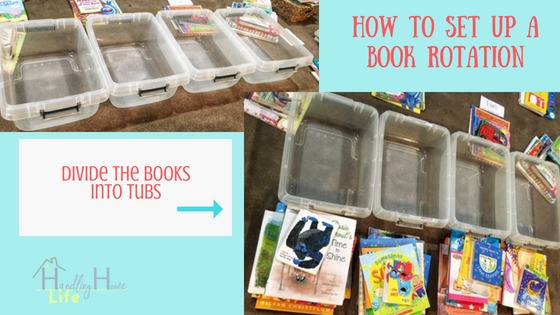 organizing tips for organizing kids books