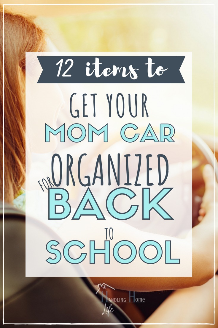 essential items to keep in the car for kids