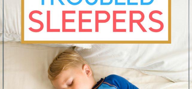 solve sleep problems in children