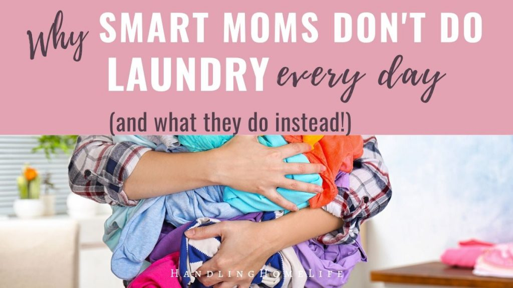 laundry routine tips