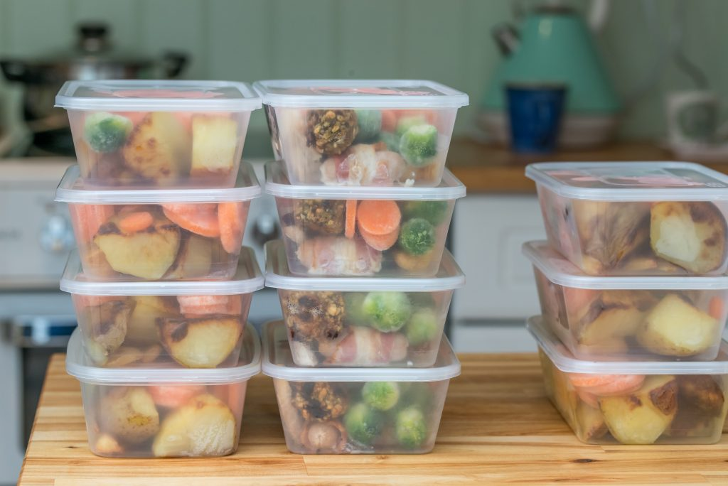 time management for moms: meal planning