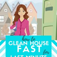 speed cleaning for last minute visitors
