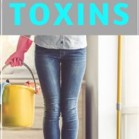 spring cleaning without toxic ingredients