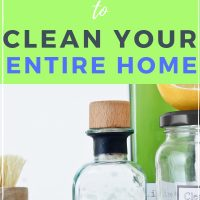 safe cleaning recipes diy