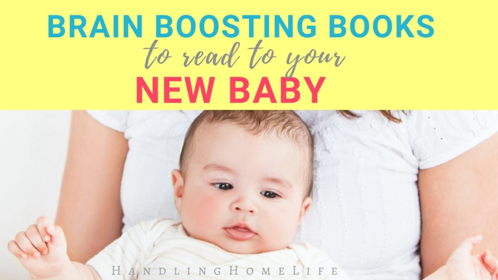 books for newborn babies