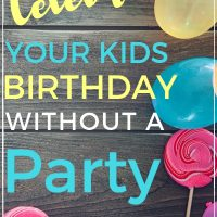 special birthday ideas for kids