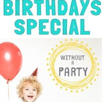 kids birthday celebration ideas