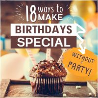 birthday celebration ideas for kids