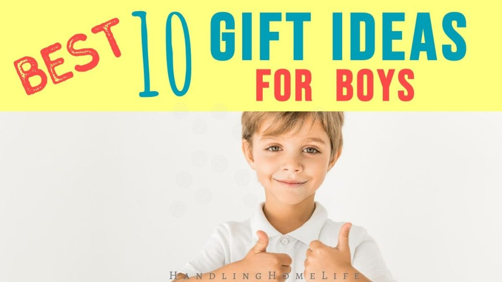 10 Best Gifts For 5 Year Old Boys They Are Sure To Love In 2020