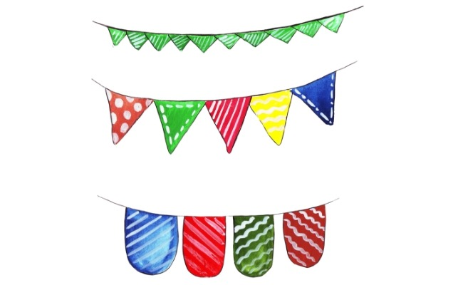 birthday surprise ideas: birthday banner