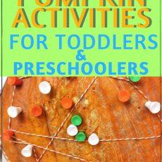 Fine Motor Activities for Preschoolers: Boy Approved!
