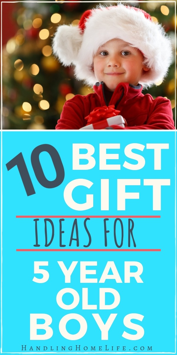 Christmas Gift Ideas For Kids Boys.10 Best Gifts For 5 Year Old Boys They Are Sure To Love In 2019