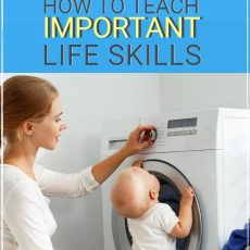 Chores for Kids: How to Teach Important Life Skills