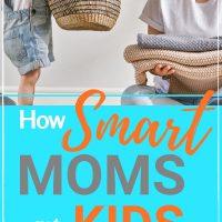 teaching children life skills through chores