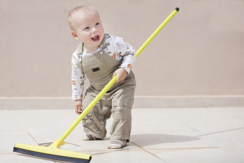 chores for kids: teaching life skills