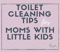 How to Clean Toilets to Eliminate the Little Boy Pee Smell