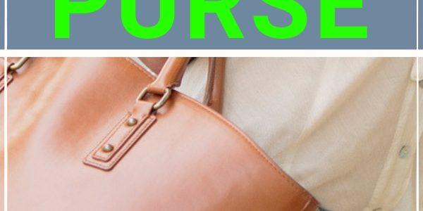essentials for the mom handbag