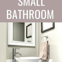 bathroom organization ideas for a small space