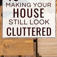 why your house looks cluttered and how to fix it