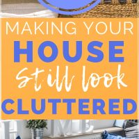 18 reasons your home STILL looks cluttered