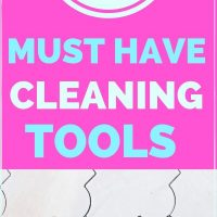 10 must have cleaning products