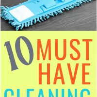 10 best cleaning supplies for a clean house