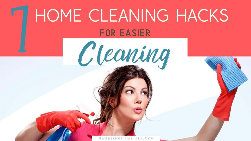 home cleaning hacks