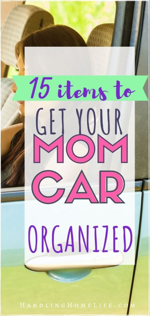15 Things moms should keep in the car