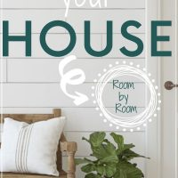 home decluttering and organizing