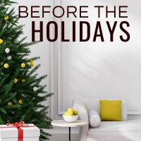 clear the clutter from your home
