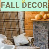 frugal fall home decor ideas