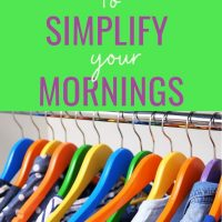 organize kids clothes and closets