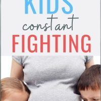 parenting tips to stop sibling rivalry