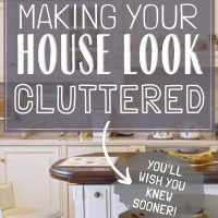 clutter free home ideas