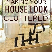 organizing mistakes making your home look cluttered