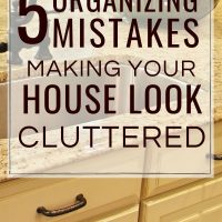 ideas for a clutter free home