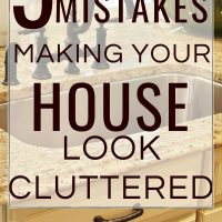 home clutter solutions