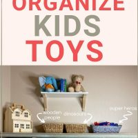 toy organization ideas