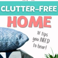 home clutter solutions 101