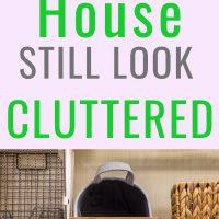 declutter my home