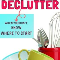 101 things to declutter from your home