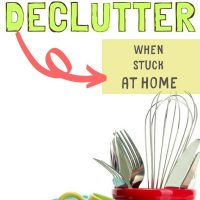 clear the clutter from home