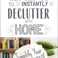 things to declutter from your home