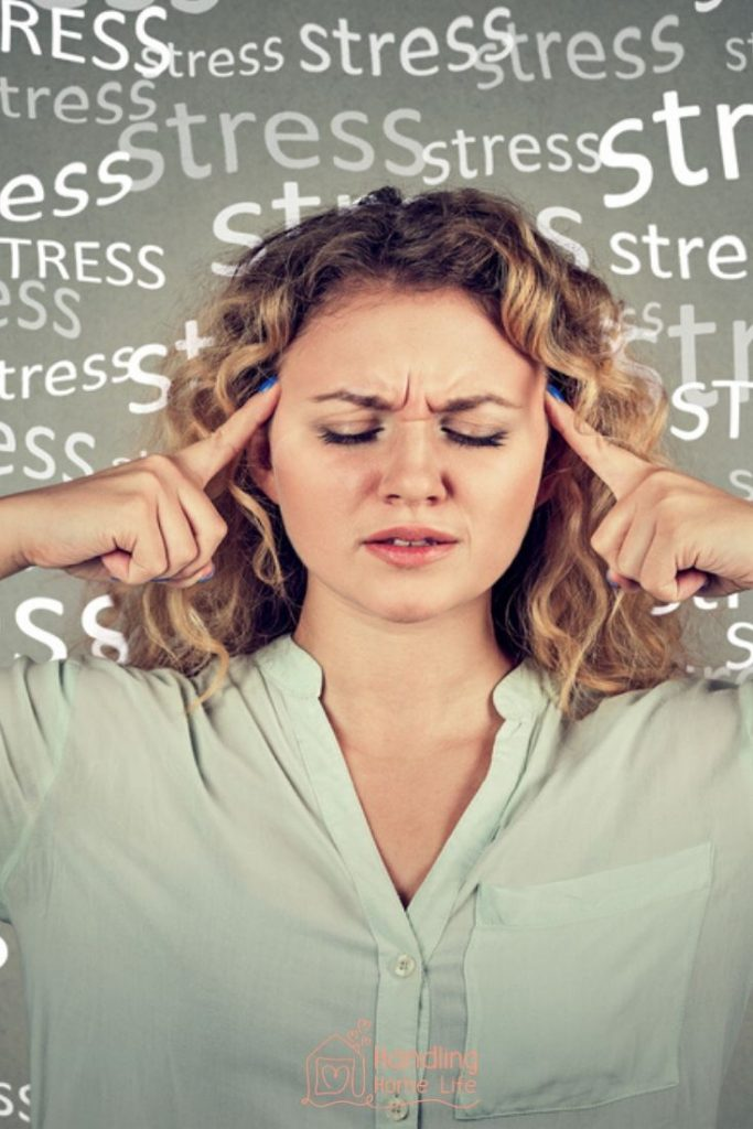 clutter causes stress and anxiety