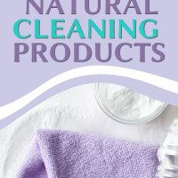 healthy home cleaning